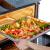 北米電気(ACA)組み込み蒸気オーブン家庭用多機能蒸しオーブンインテリジェント熱風オーブンション一体機ATO-EE 58 Aブラック