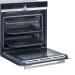 SIEMENS/西門子H 6 B 555 GBS 1 W家庭用埋め込み式オーブンに、電気オーブンを埋め込んだ熱風オーブ多機能71 L