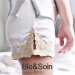 BIO&SOINシルクパジャマセット高級グレーセット