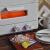 petrusスチームオーブンミニ家庭用全自動多機能多士炉朝食機トーストPET 12シンプルベージュ