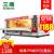 三鼎商用オーブン専門のホットオーブ大容量多機能電気オーブンケーキピザタルトオーブンオーブン1階に電気オーブン220 V