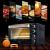 MideaT 3-L 321 E電気オーブン家庭用32 L大容量ヒートオン多機能自動オーブン