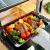 北米電気製品(ACA)インテリジェント組み込みスチームオーブン卓上家庭用電気オーブン蒸し焼き一体機30 L大容量ATO-ES 30 A