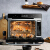 Westinghouse家庭用蒸し焼き一体機蒸しオーブWTRO-P 3001 Cブラック