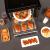 Galanz 40 L家庭用大容量電気オーブン独立温度制御照明炉ランプ多機能ヒートオンK 40