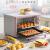 Beaer電気オーブン30 L多機能家庭用大容量三層グリルオンケーキオーブンDKX-B 30 N 1