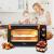 現品の速発Midea 25 L家庭用オーブン多機能電気オーブン一体機広域控温25 L家庭用オーブン多機能電気オーブン一体機