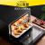 スウェーデンBORAVIT勃朗蒸しオーブ一体機卓上蒸しオーブ蒸し器家庭用蒸し焼き一体機二合一インテリジェント電気オーブン26 L蒸しオーブ
