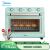 Midea家庭用卓上多機能電気オーブン35 L機械式操作二段調理専門熱風オーブベーキングパンオーブンPT 3511